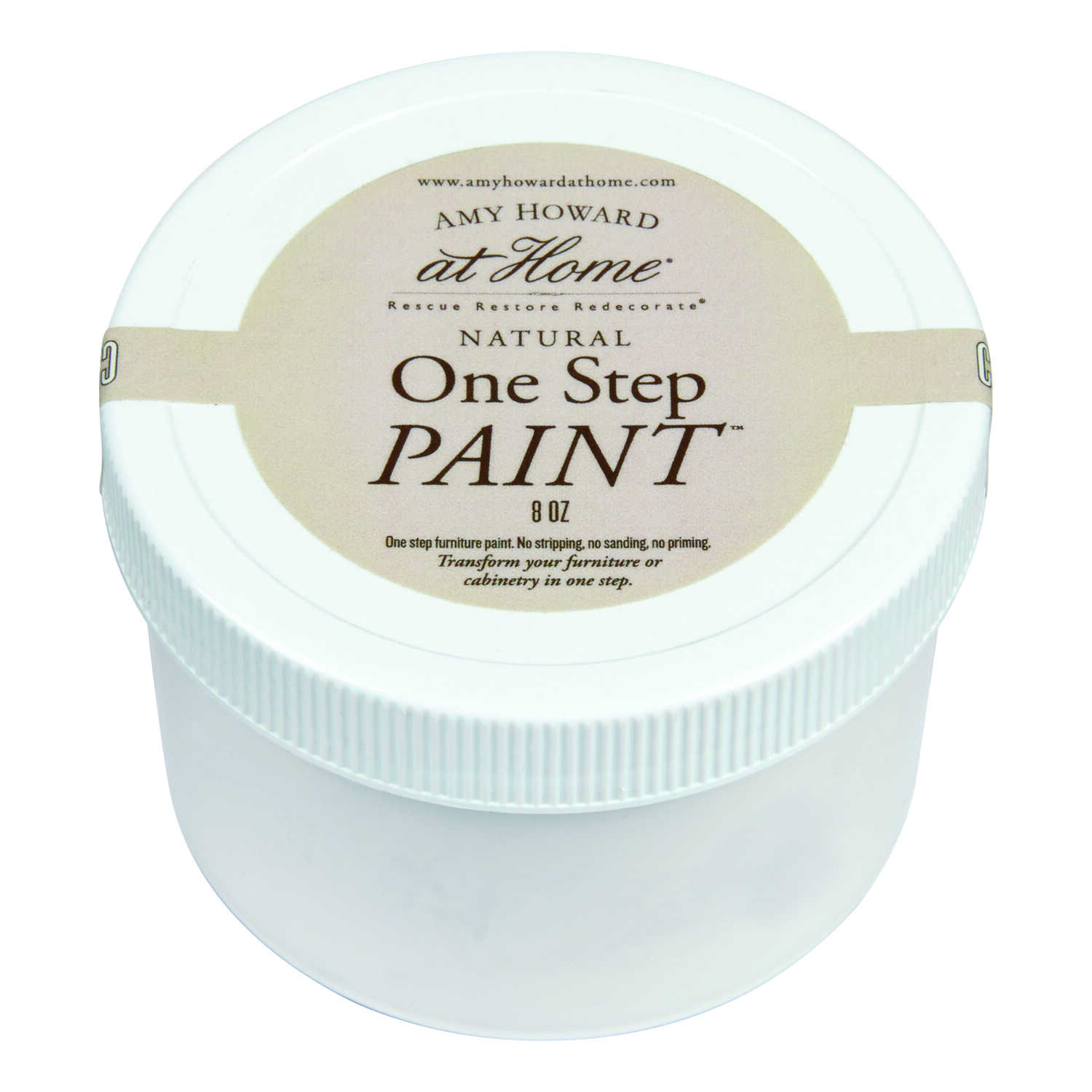 Amy Howard at Home  Chelsea Square  Flat Chalky Finish  One Step Paint  8 oz.