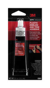3M  High Strength  Liquid  Automotive Adhesive  1 oz.