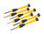 Stanley  6 pc. Precision Screwdriver Set  Assorted in.