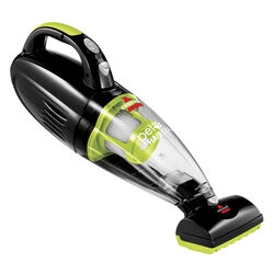 Bissell  Pet Hair Eraser  Bagless  Cordless  Hand Vacuum  4.8 amps Green  Standard