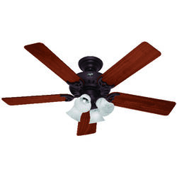 Hunter Fan Studio 52 in. Bronze Indoor Ceiling Fan