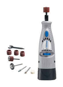 Dremel  Cordless Rotary Tool Kit  8 pc.