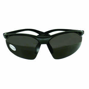 Sierra Ranch  Bi-Focal Safety Readers  Black  1  Smoke