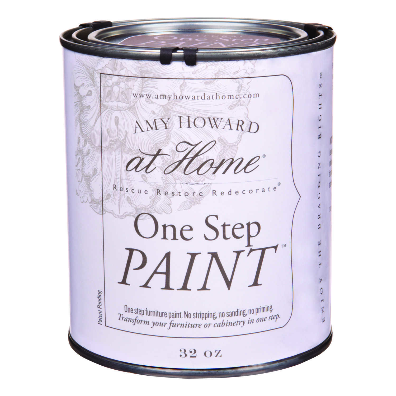 Amy Howard at Home  Flat Chalky Finish  Windsor  32 oz. One Step Paint