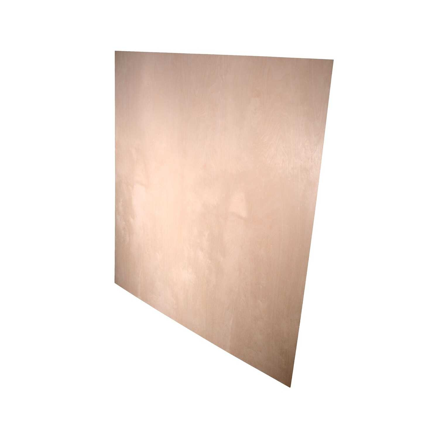 Alexandria Moulding  4 ft. W x 4 ft. L x 0.75 in.  Plywood