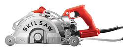SKILSAW  MEDUSAW  7 in. Corded  15 amps Concrete Saw  Kit  5100 rpm