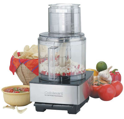 Cuisinart Brushed 14 cups Food Processor 720 watt