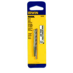 Irwin  Hanson  7/64 in.  x 7/64 in. Dia. High Speed Steel  Drill Bit Extractor Set  5.4 in. 1 pc.