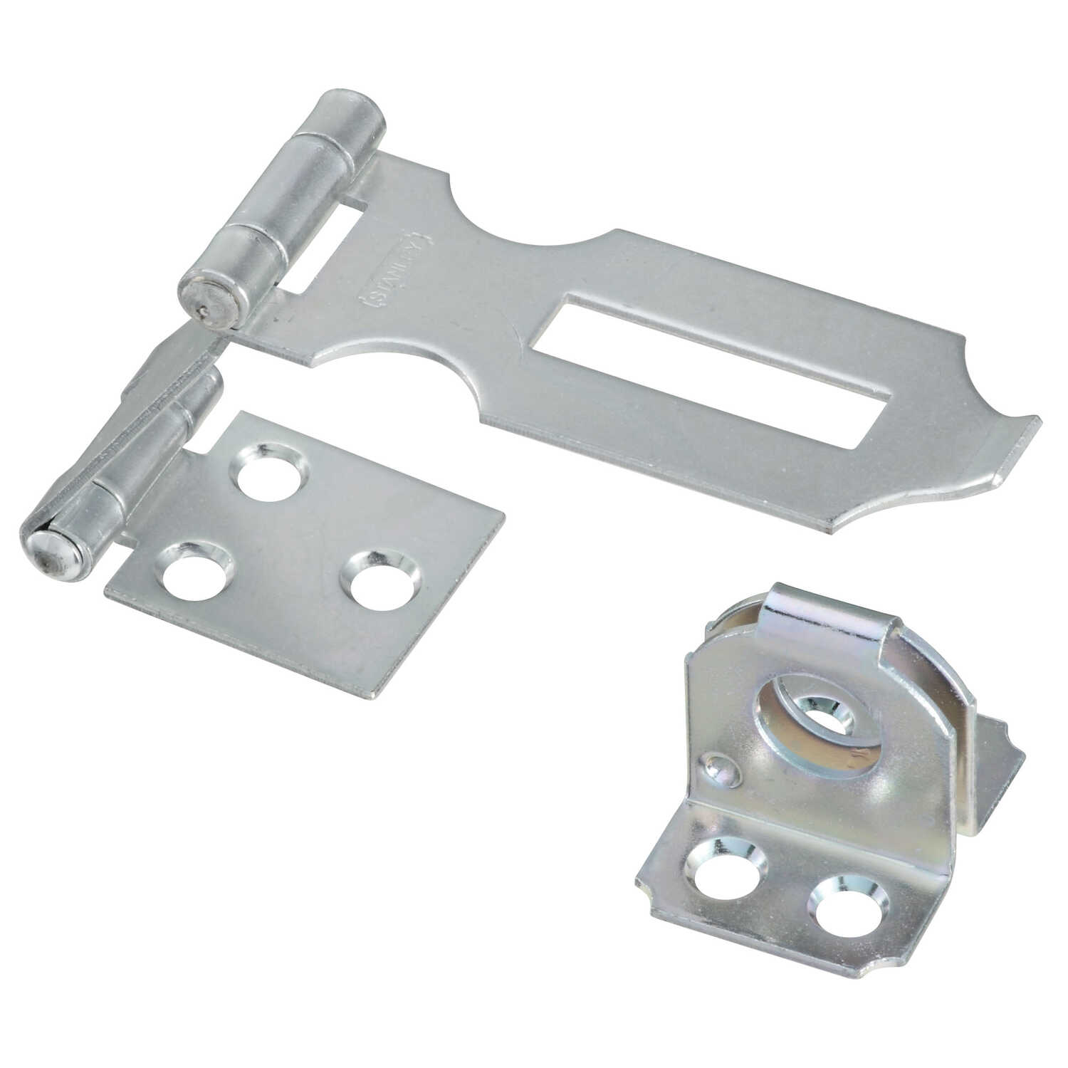 3 in. L Double Safety Hasp
