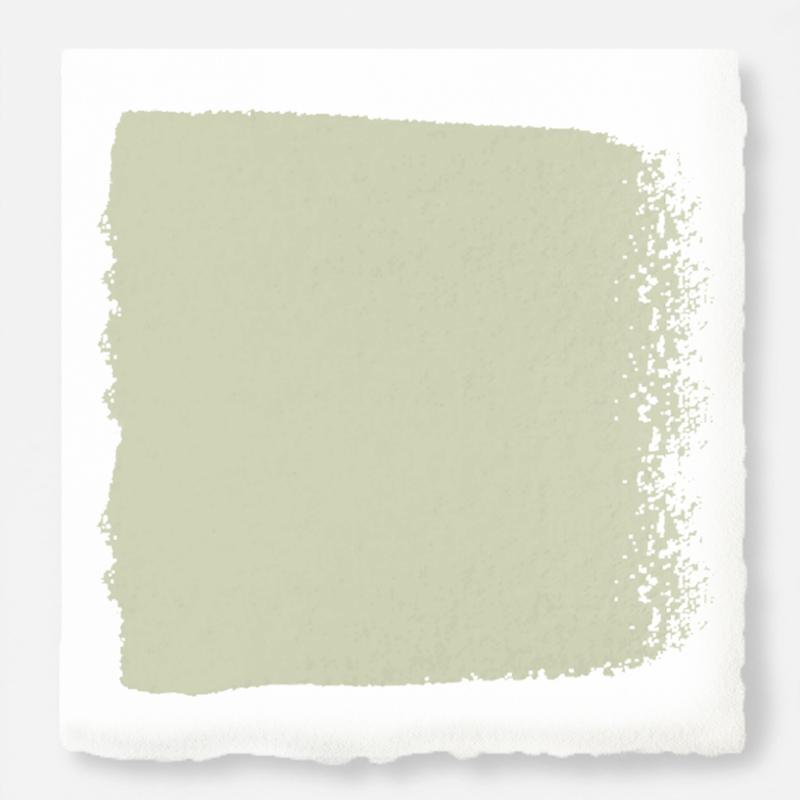 Magnolia Home  by Joanna Gaines  Summer Hay  Satin  Paint  1 gal. Acrylic