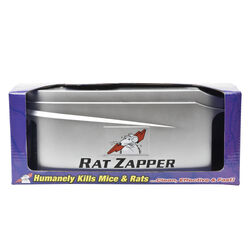 Rat Zapper Electronic Animal Trap For Rodents 1 pk
