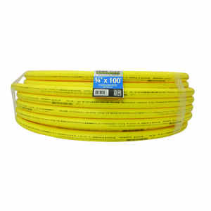 Home-Flex  Underground  Pipe  3/4 in. Dia. 100 ft. Plain End  80 psi
