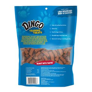 Dingo  Training Treats  Chicken and Beef  Treats  For Dog 360 pk