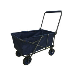 Z Company  41 in. H x 22 in. W x 38 in. D Collapsible Utility Cart