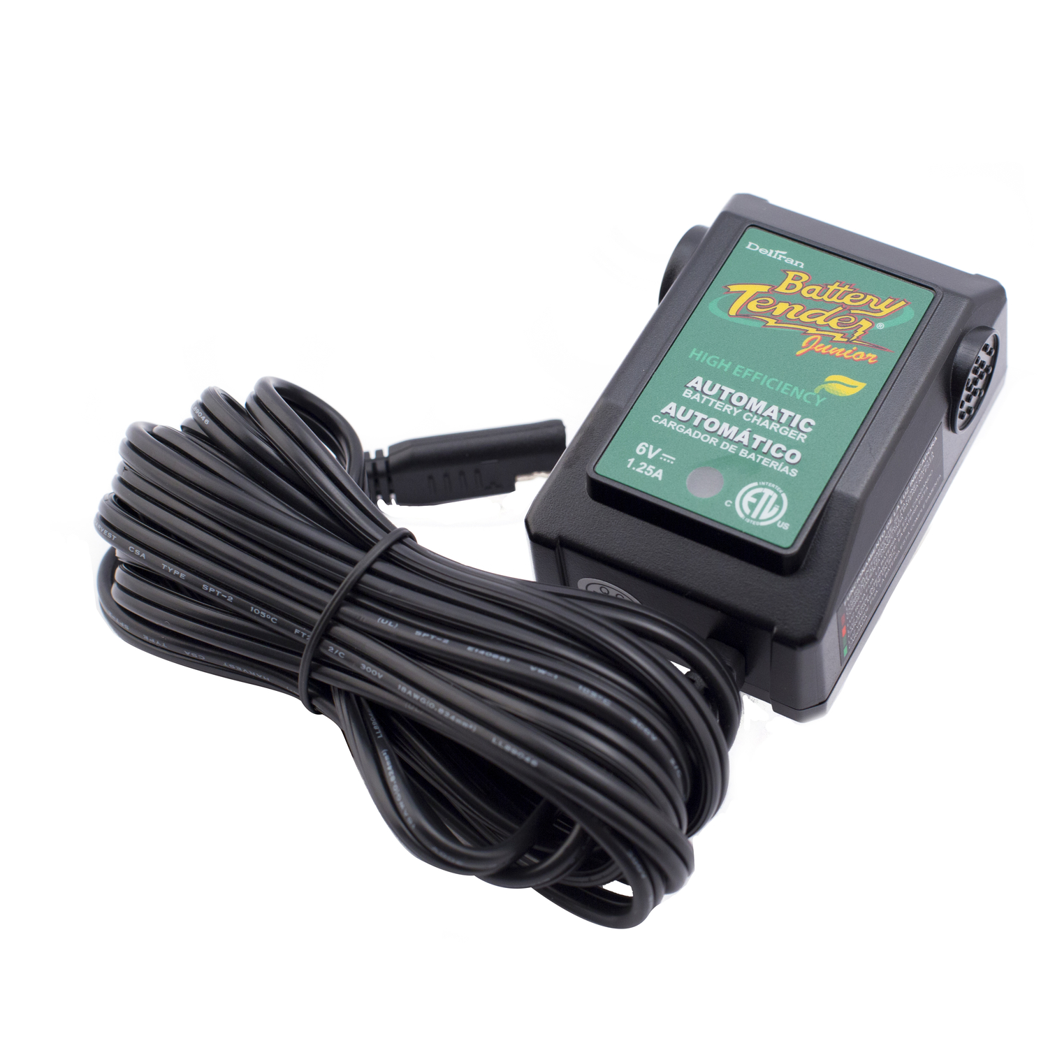 Battery Tender  Automatic  6 volts Battery Charger  1.25 amps