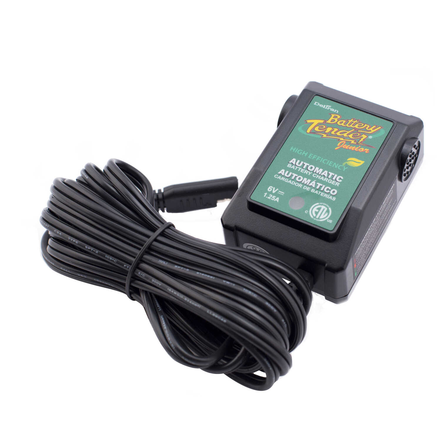 Battery Tender  Automatic  6 volt 1.25 amps Battery Charger