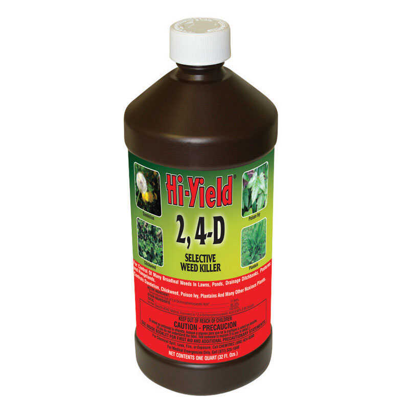 Hi-Yield  Fertilome  Selective Weed Control  Concentrate  32 oz.