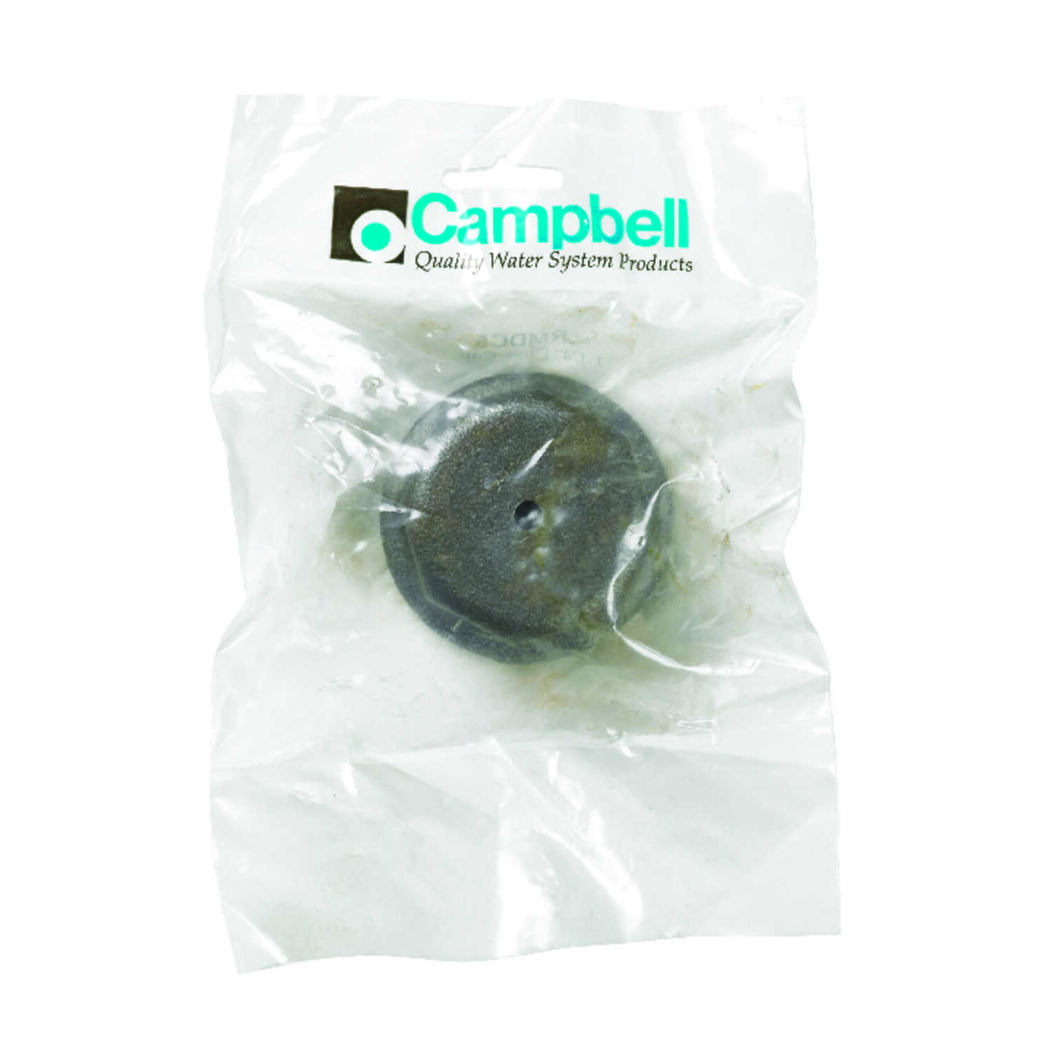 Campbell  Malleable Iron  Drive Cap  1 1/4 in.  x 3 in. L