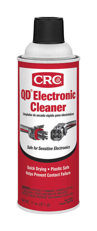CRC  16 oz. Chlorinated QD Electronic Cleaner