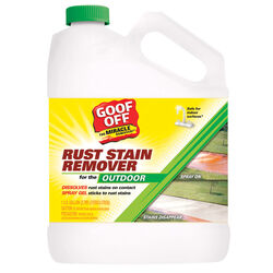 Goof Off No Scent Rust Stain Remover 1 gal. Spray