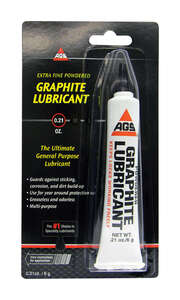 AGS  General Purpose  Graphite Lubricant  0.21 oz.
