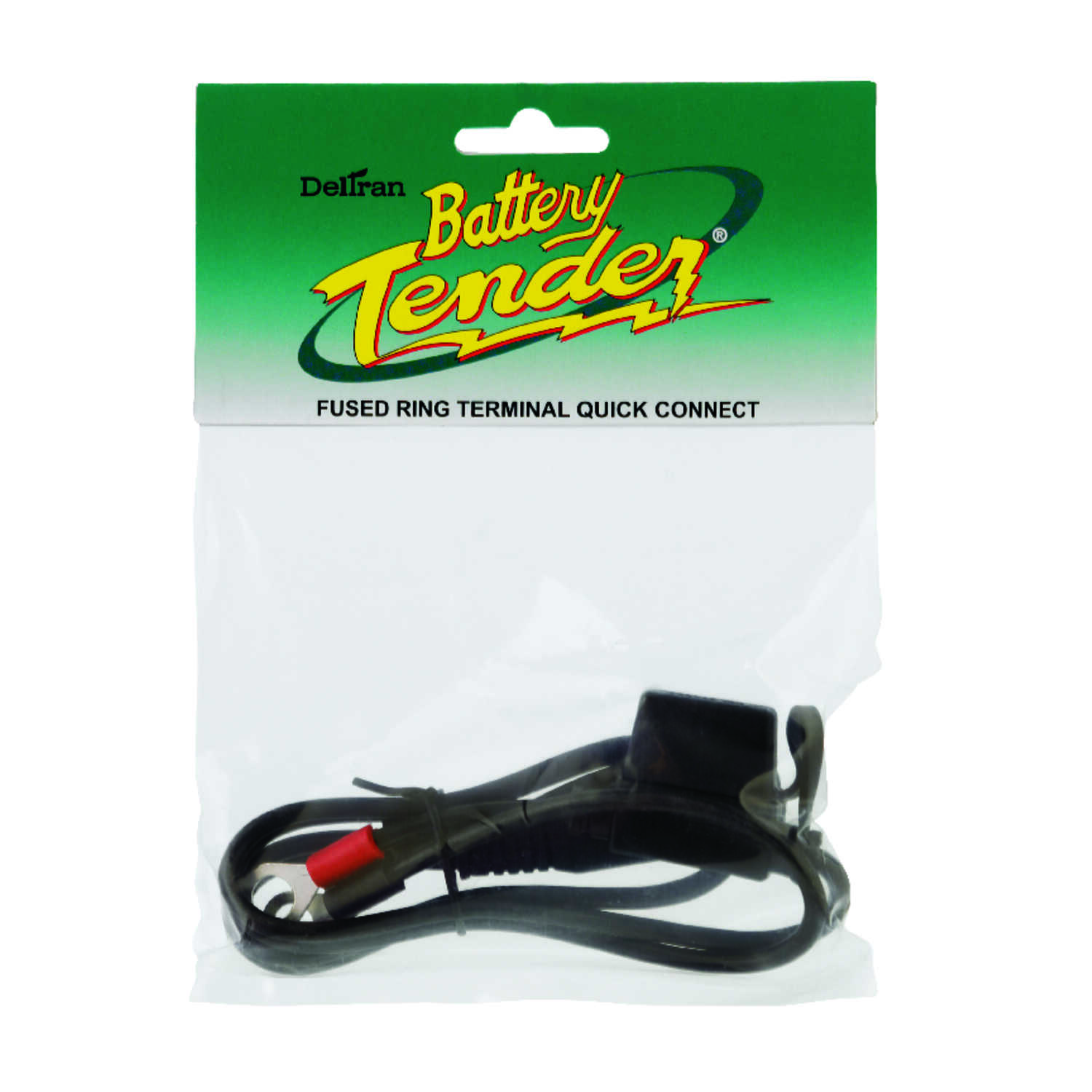 battery tender automatic 12 volt 7 5 amps battery charger ring terminal  harness - ace hardware