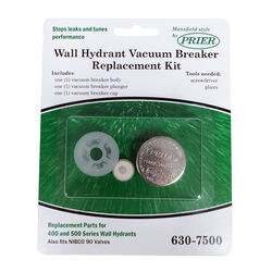 PRIER  Mansfield  Chrome  Vacuum Breaker Repair Kit  For 400 and 500 Series Mansfield Style Wall Hyd