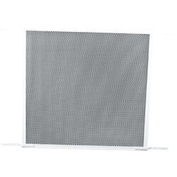 Prime-Line  White  Aluminum  Screen Door Grille  1 pc.