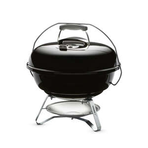 Weber  Jumbo Joe  20.5 in. W x 19-3/4 in. H Black  Portable Grill  Charcoal