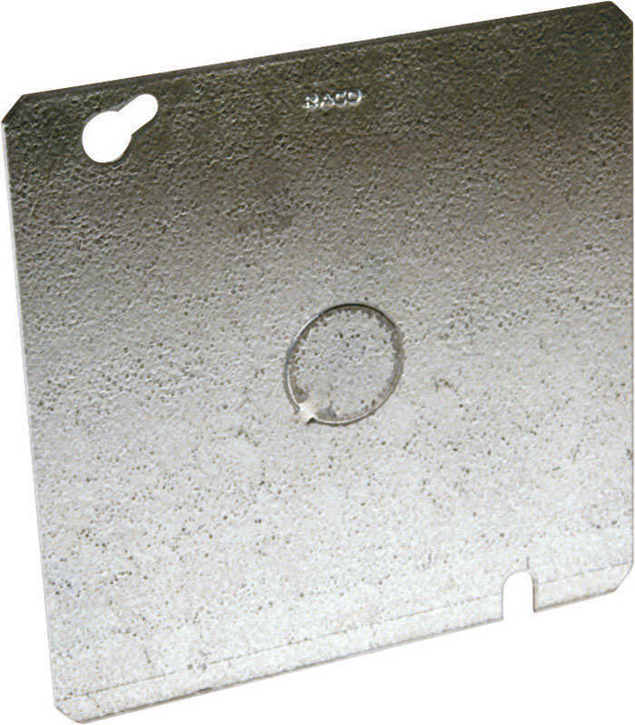 Raco  Square  Steel  Box Cover
