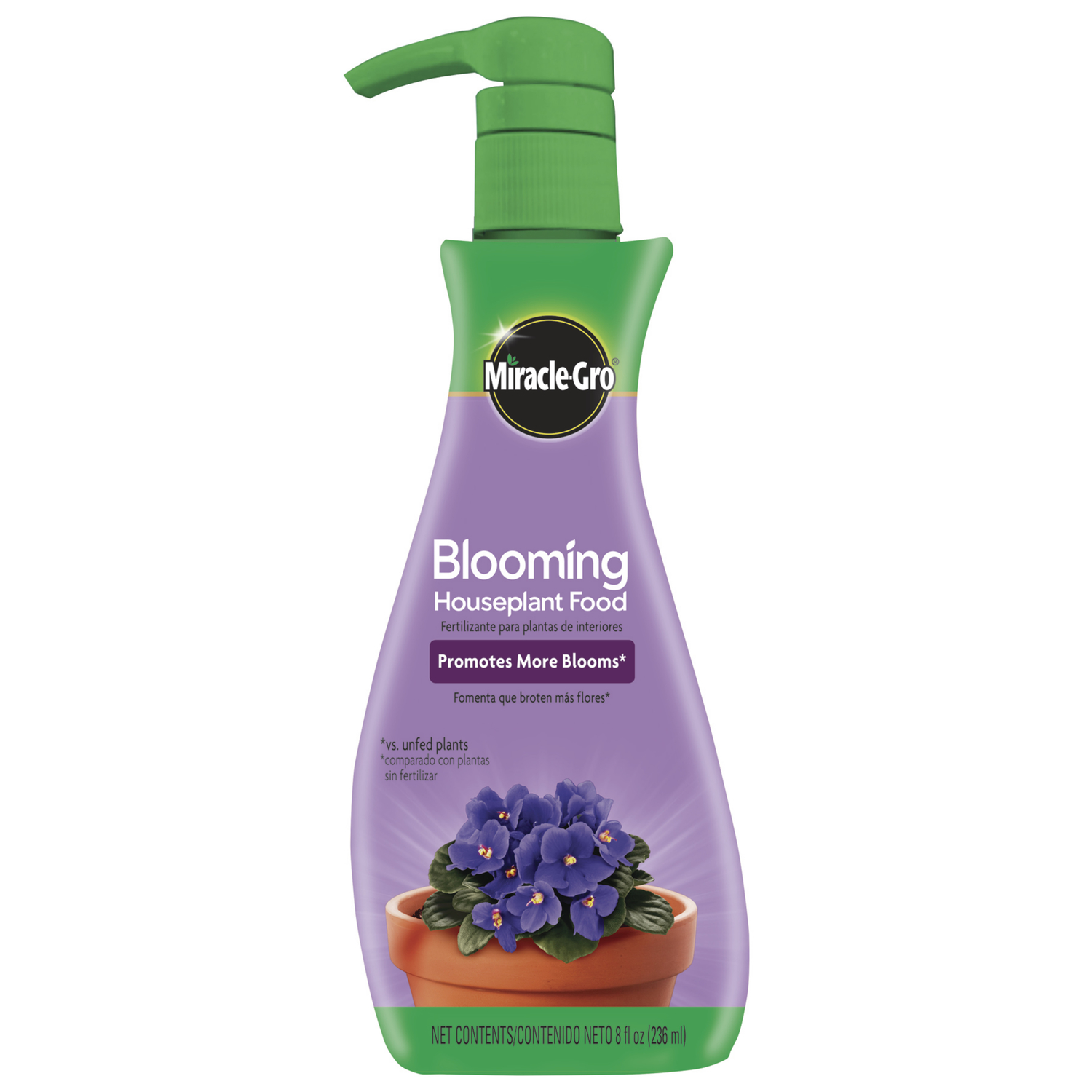 Miracle-Gro  Blooming  Liquid  Plant Food  8 oz.