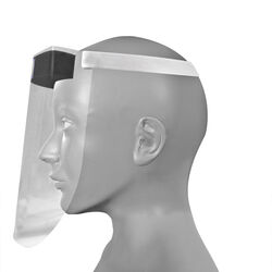 Polar Bear Polar-19 Anti-Fog Disposable Face Shield