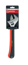 Ace  12 in. L Adjustable Wrench  1 pc.