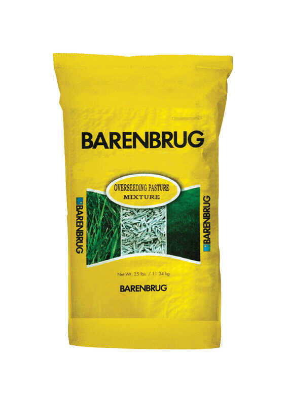 Barenbrug  Mixed  Pasture Seed Mix  25 lb.