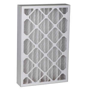 BestAir  25 in. W x 16 in. H x 4 in. D 8 MERV Pleated Air Filter