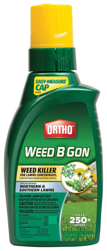 Ortho  Weed B Gon  Concentrate  Weed Killer  32 oz.