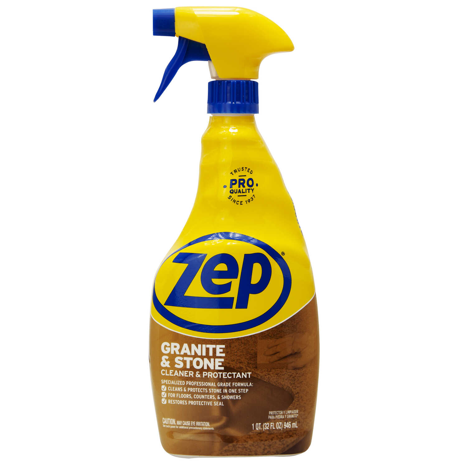 Zep  Commercial  No Scent Cleaner and Protectant  32 oz. Liquid