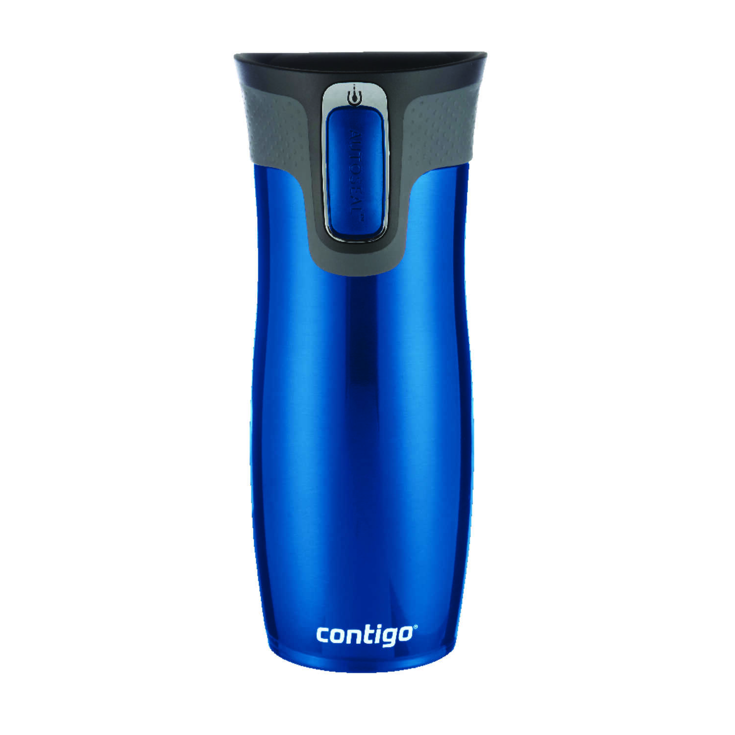 Contigo  Monaco  Stainless Steel  Autoseal West Loop  Travel Mug  BPA Free 16 oz.