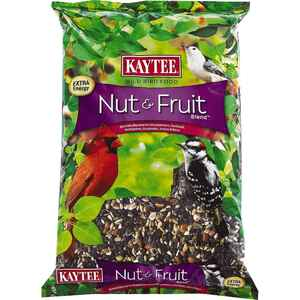 Kaytee  Chickadee  Wild Bird Food  Fruits and Nuts  5 lb.