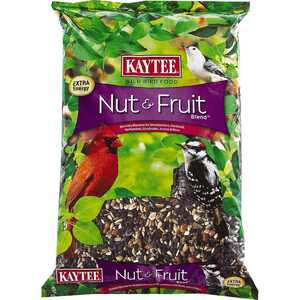 Kaytee  Nuthatch  Wild Bird Food  Fruits and Nuts  5 lb.
