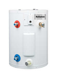 Reliance  Water Heater  Electric  19 gal. 25 in. H x 18 in. L x 18 in. W