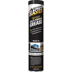 Blaster  Pro-Grade  Grease  14 oz. Cartridge