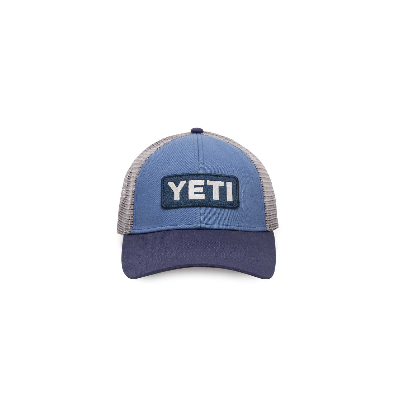 YETI  Tonal  Trucker Hat  Blue  One Size Fits Most