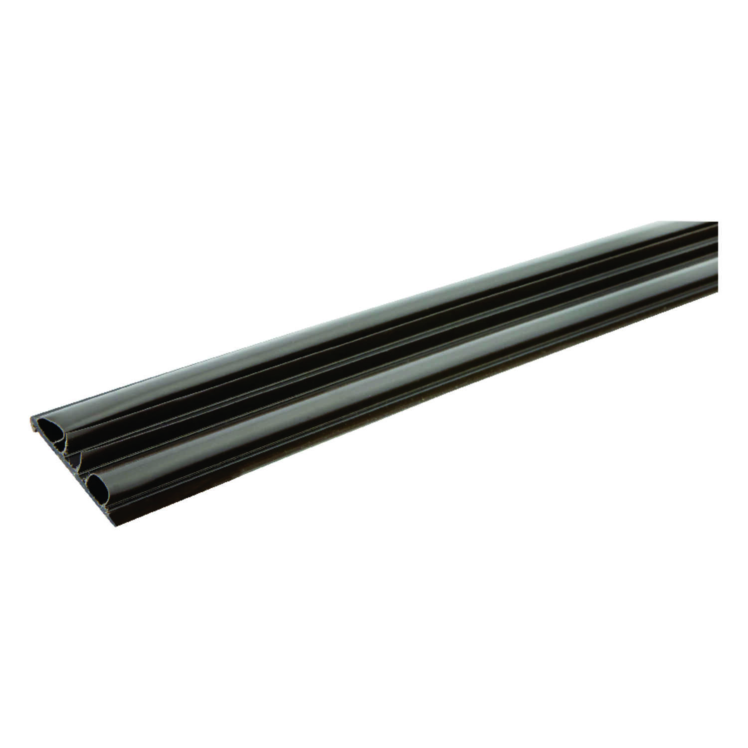 M-D Building Products  Brown  Vinyl  Weather Stripping  For Door Bottom 3 ft. L x 1-3/4 in.
