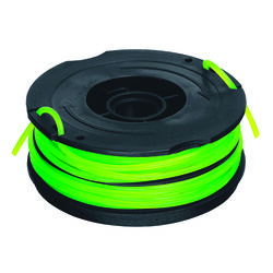 Black and Decker  Dual-Line  0.08 in. Dia. x 30 ft. L Replacement Line Trimmer Spool