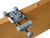 General Tools  Aluminum  4 in.  Doweling Jig with Bit Stop  4 in. 1 pc.