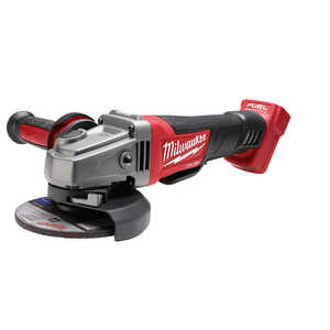 Milwaukee  M18 FUEL  4-1/2 to 5 in. 18 volt Straight Handle  Angle Grinder  Brushless 8500 rpm Cordl