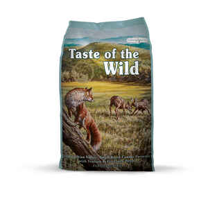 Taste of the Wild  Appalachian Valley  Venison  Dog  Food  Grain Free 5 lb.