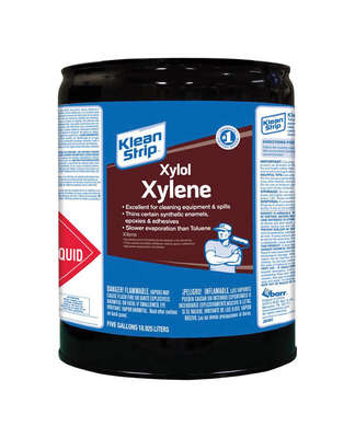 Klean Strip  Xylene  Enamel Thinner  5 gal.
