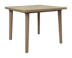 Adams  Brown  Square  Square  Dining Table